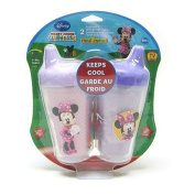 The First Years Minnie Mouse 2 Pk Insulated Sippy Cup
