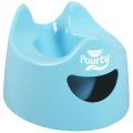 Pourty Easy-to-Pour Potty - Blue