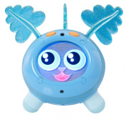 Fijit Friends Yippits Figure - Blue Scooch