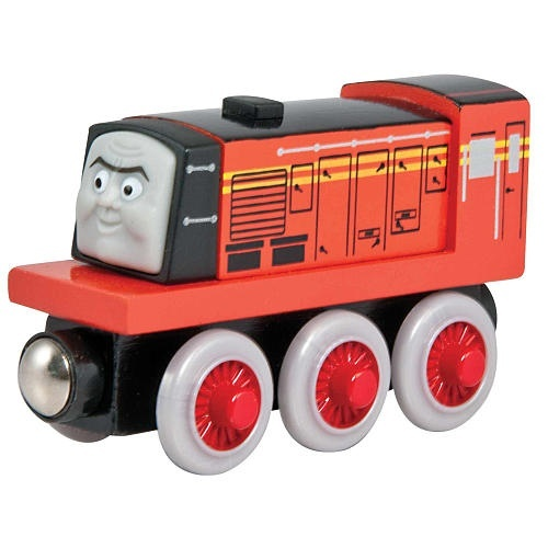 Thomas And Friends Wooden Railway Norman