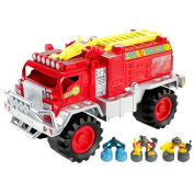 Matchbox Big Boots Blaze Brigade Set