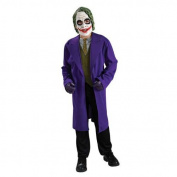 Batman Dark Knight The Joker Halloween Costume- Tween Size Standard