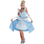 Disney Princess Cinderella Prestige Halloween Costume - Teen Size 7-9