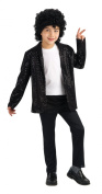 Rubies Costumes 197213 Michael Jackson Deluxe Billie Jean Jacket Child