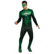 Green Lantern Hal Jordan Halloween Costume - Teen Size