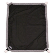 Cruise Time Clip-on Blanket - Black