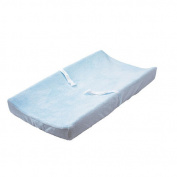 BabyShop Plush Changing Pad Cover - Blue