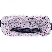Trend Lab Zahara Zebra Print Nappy Bag