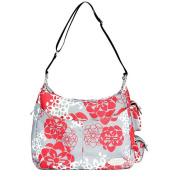 JJ Cole Boutique Zoey Nappy Bag - Cherry Lotus