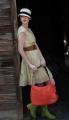 JJ Cole Boutique Zoey Nappy Bag - Chocolate Orange