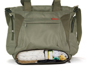 Skip Hop Bento Meal-to-go Diaper Tote Olive