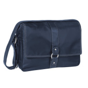 Lassig Glam Small Messenger Nappy Bag - Navy