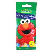 Sesame Street Tub Colours, Fizzy, 9 ct.