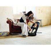 BabyBjorn Babysitter Balance Seat - Black and Pinstripe