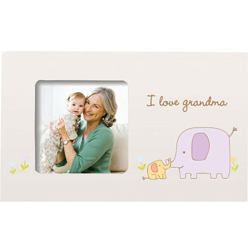 Pearhead \'I Love Grandma\' Picture Frame by PearHead - Shop Online ...