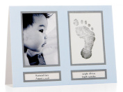 Pearhead Babyprints Birth Announcements - Blue