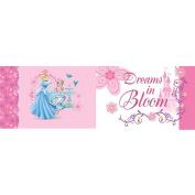 "Disney Princess ""Dreams in Bloom"" Two Pack Pillowcase Set"
