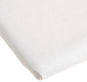 Carter's Easy Fit Portacrib Jersey Fitted Sheet - Ecru