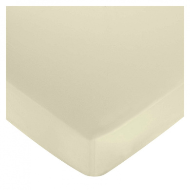JoJo Designs Green Camo Collection Fitted Crib Sheet - Tan
