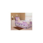 Lavender Butterfly Twin 3-piece Bedding Set