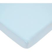 American Baby Company 100% Cotton Value Jersey Knit Porta-Crib Sheet