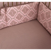 Cotton Tale Cupcake Fitted Crib Sheet