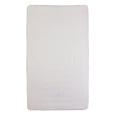 Living Textiles Baby Fitted Sheet - Lil' Sprout