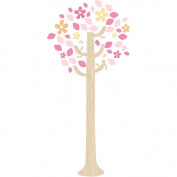 CoCaLo Baby In the Woods Removable Wall Appliques