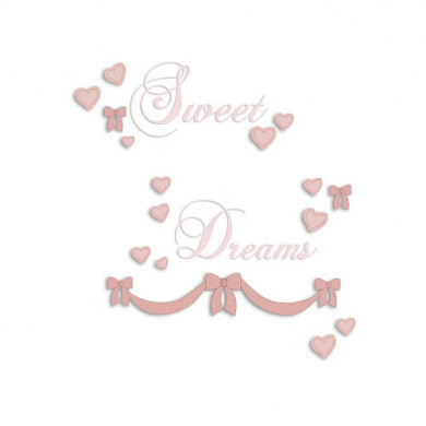 Kids Line Dolce Wall Decals
