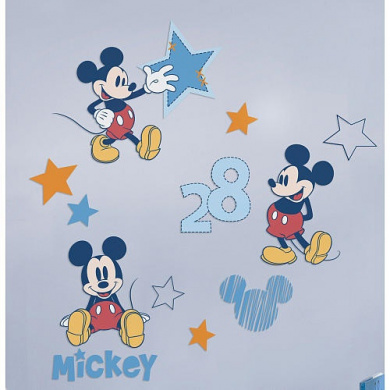Mickey Mouse Large Decals