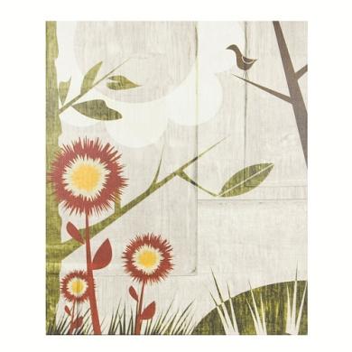 Glenna Jean McKenzie Garden Wall Art - Bird