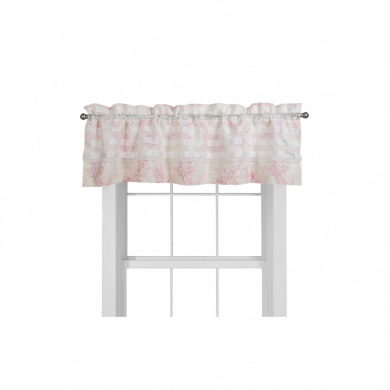 Cotton Tale Designs Heaven Sent Girl Straight Valance