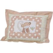 Living Textiles Baby Baboo Pillow