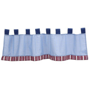 CoCo & Company Lil League Window Valance