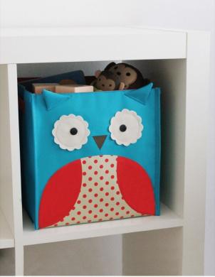 Skip Hop Zoo Storage Bin - Owl