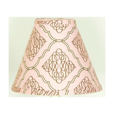 Cotton Tale Cupcake Lamp Shade