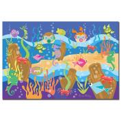 Trademark Art Grace Riley Canvas Art - Underwater Adventures
