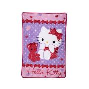 Crown Crafts Hello Kitty Blanket