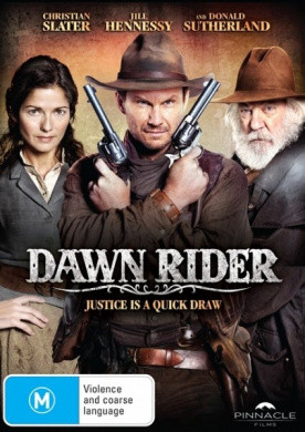 Dawn Rider DVD