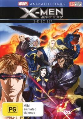 Marvel Anime: X-Men - The Complete Series