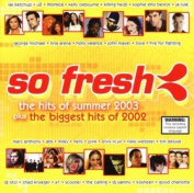 So Fresh Summer 2003 - 2 CD