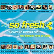 so fresh  - summer 2001 - CD