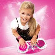 Kidsdesign Barbie Mix It Up Dj Turntable