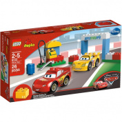 LEGO DUPLO Disney Cars Race Day Play Set