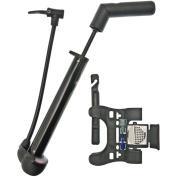 Bell Bike Airstrike Pump Frame - Black