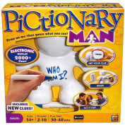 Mattel Pictionary Man Board Game