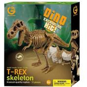 GeoWorld Dino Excavation Kit, T-Rex Skeleton