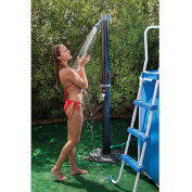 Great American Products Outdoor Solar Shower with Base