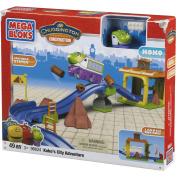 Mega Bloks Chuggington Construction Build and Play Building Set