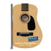 First Act Learn and Play Guitar Book